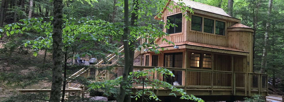The Beech   Hocking Hills Treehouse Cabins
