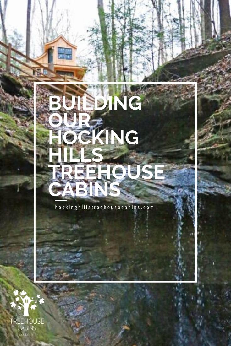hocking hills, hocking hills treehouse, treehouse