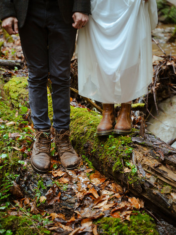 Create Your Magical Forest Wedding at Hocking Hills Treehouse Cabins
