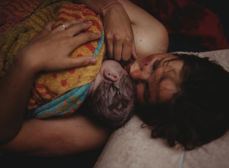 Geburtsreportage I Geburtsbericht: Die Geburt von Johann