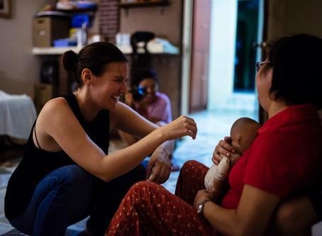 Teamvorstellung: Familien- und Geburtsfotografin Isabell Steinert