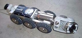Visualizacion con camaras robotizadas.