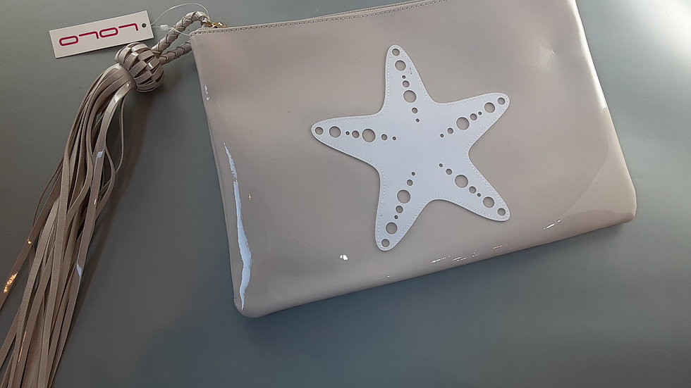 LOLO Margaret Clutch Starfish