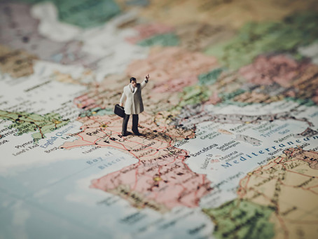 Mapping out your customer's journey LONG before they take the trip