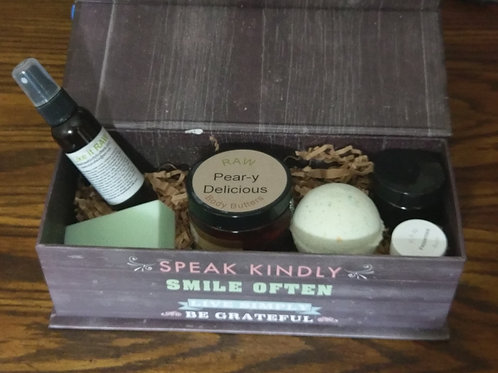 Customizable Small Gift Box
