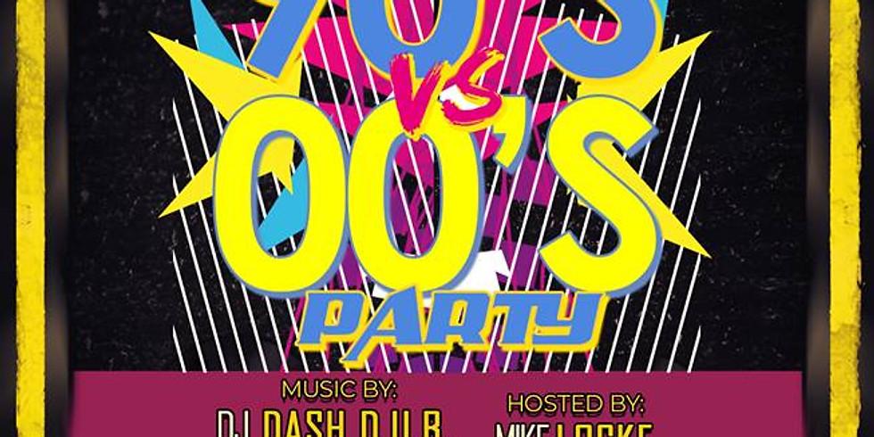Announcement Party #1: 90's v.s 00's Hip-Hop Party: Portage