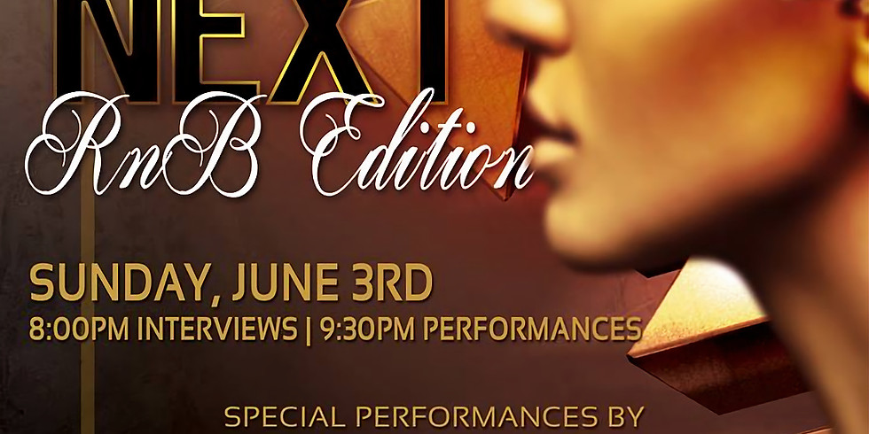 Announcement Party #4: Who's Next: R&B Edition