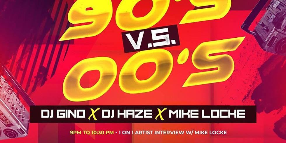 Announcement Party #3: 90's v.s. 00's Hip-Hop Party: Appleton