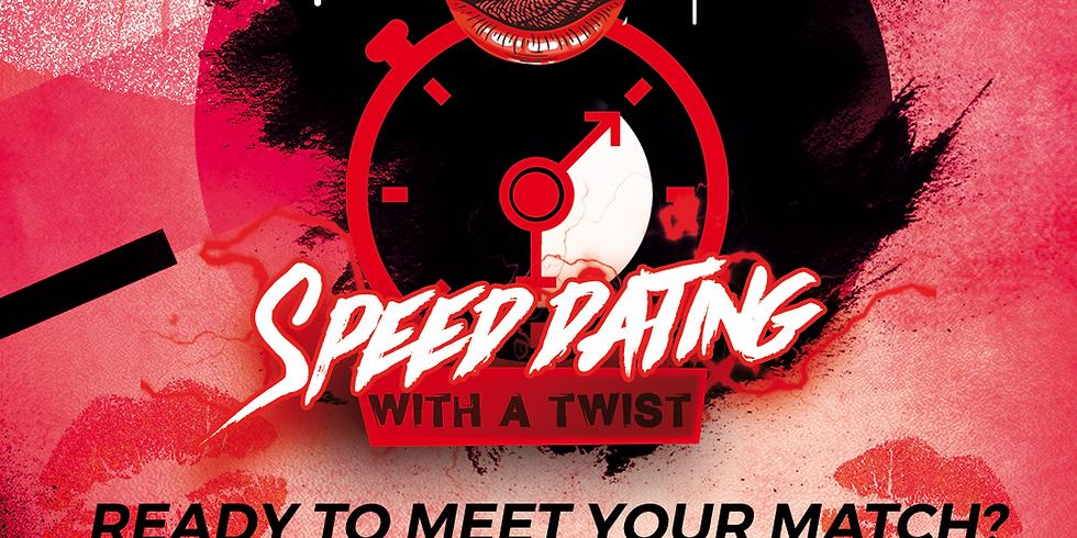 Kontrol Freak's SPEED DATING WITH A TWIST