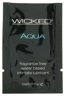 Aqua Lube  Fragrance Free