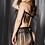 Thumbnail: Fringe Halter Harness and Skirt