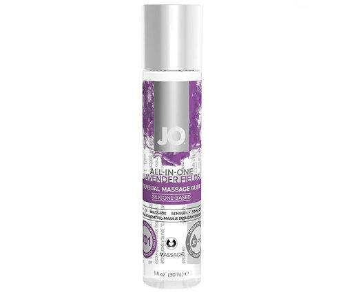 All in One Massage Glide - Lavender