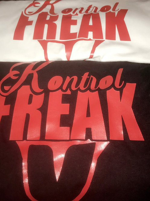 Kontrol Freak T shirts
