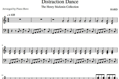 The Henry Stickmin Collection - Distraction Dance (pdf)