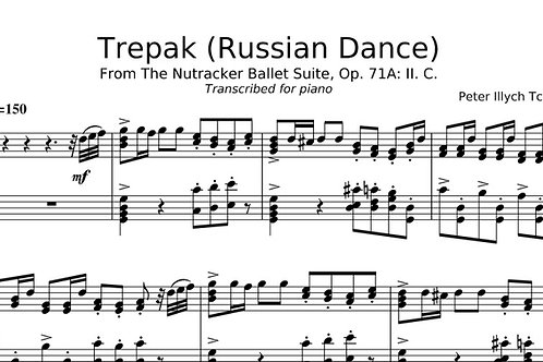 Tchaikovsky - Trepak (Russian Dance)