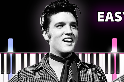 Elvis Presley - Can't Help Falling in Love (midi)