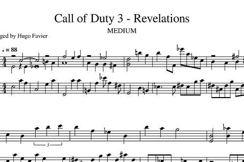 Call of Duty BO3 - Revelations MEDIUM (pdf)