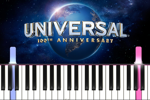 Universal Studio's Theme (midi)