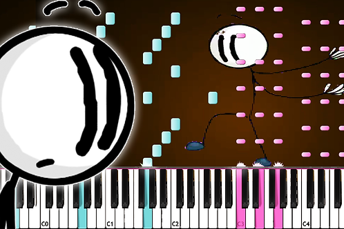 The Henry Stickmin Collection - Distraction Dance (midi)