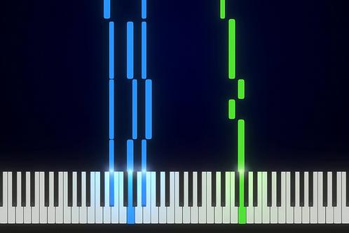 Chopin - Nocturne Op. 9 No. 2 EASY (midi)