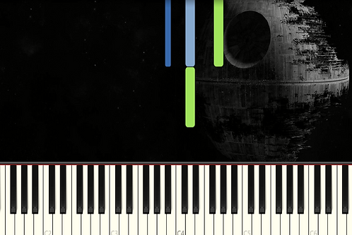 Star Wars - May the Force be with You EASY (midi)
