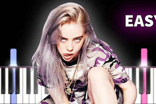 Billie Eilish - My Future (midi)