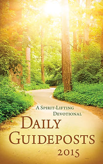 Cover image for Daily Guideposts 2015: A Spirit-Lifting Devotional