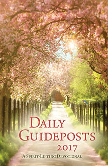 Cover image for Daily Guideposts 2017: A Spirit-Lifting Devotional