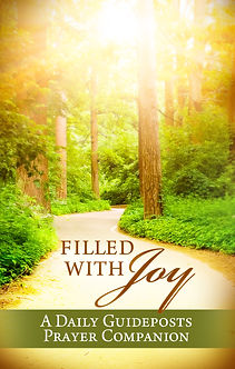Cover image for Filled with Joy: A Daily Guidepots Prayer Companion