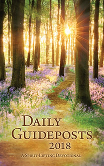 Cover image for Daily Guideposts 2018: A Spirit-Lifting Devotional