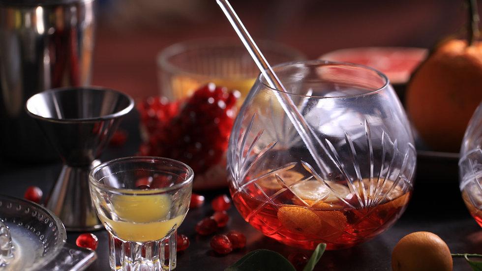 Mulled Wine (Boozy)