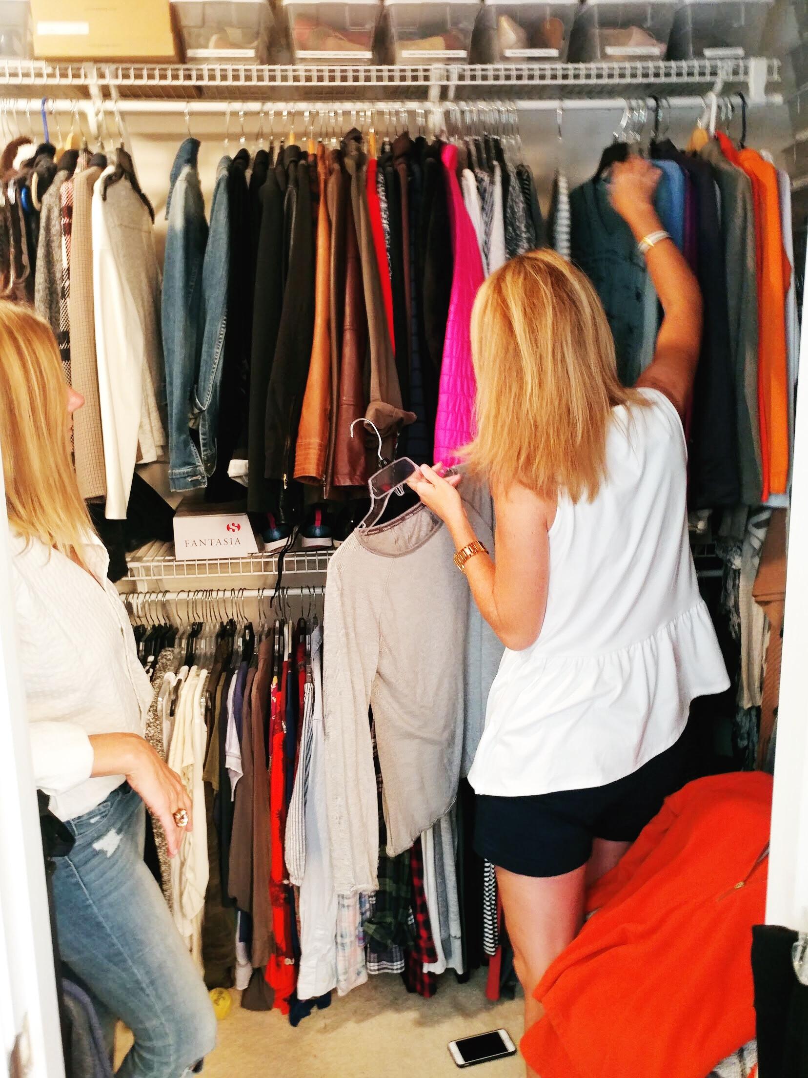 Closet Cleanse & Wardrobe Audit