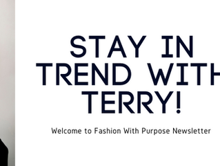 Stay In-Trend With Terry