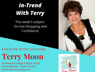 STAY IN TREND WITH TERRY