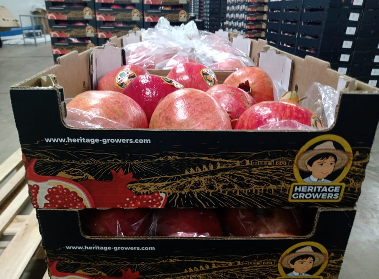 Peru Pomegranates