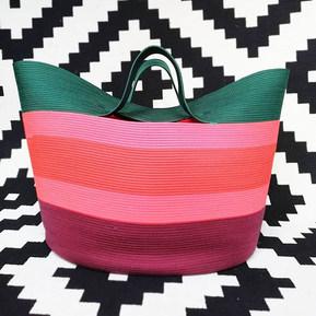 Beach bag 🏖️ custom-made #baglover #rop
