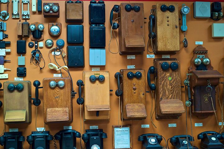 Kaikoura's Museum of Telephones