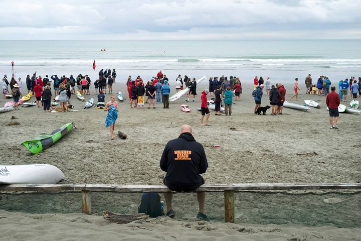 Lifeguard competition, New Brighton