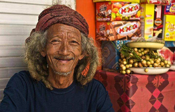 Man of Ubud, Bali