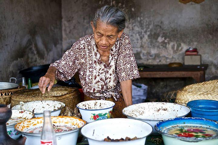 Mas Village Market, Bali