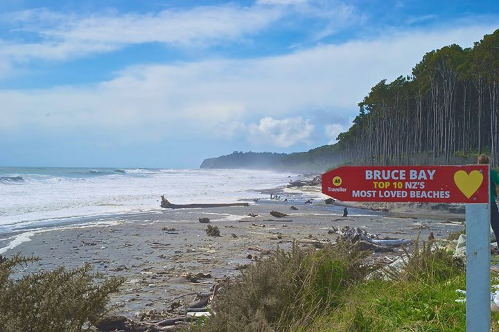 Bruce Bay, West Coast, South Island