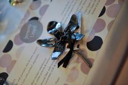 orchid bonbonniere