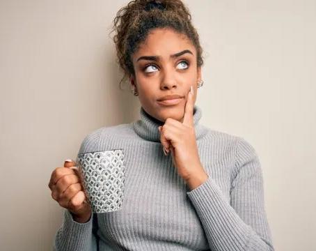 I had the Tea. Sip. Sip.
