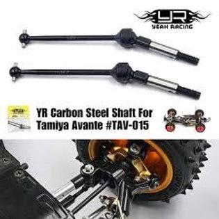 AVANTE 2011 CARBON STEEL CVD DRIVE SHAFTS PART#TAV-015