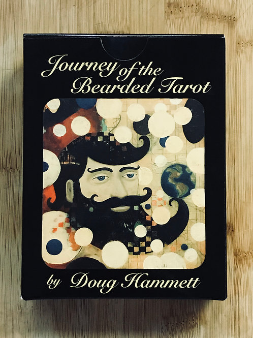 Journey of the Bearded Tarot Deck