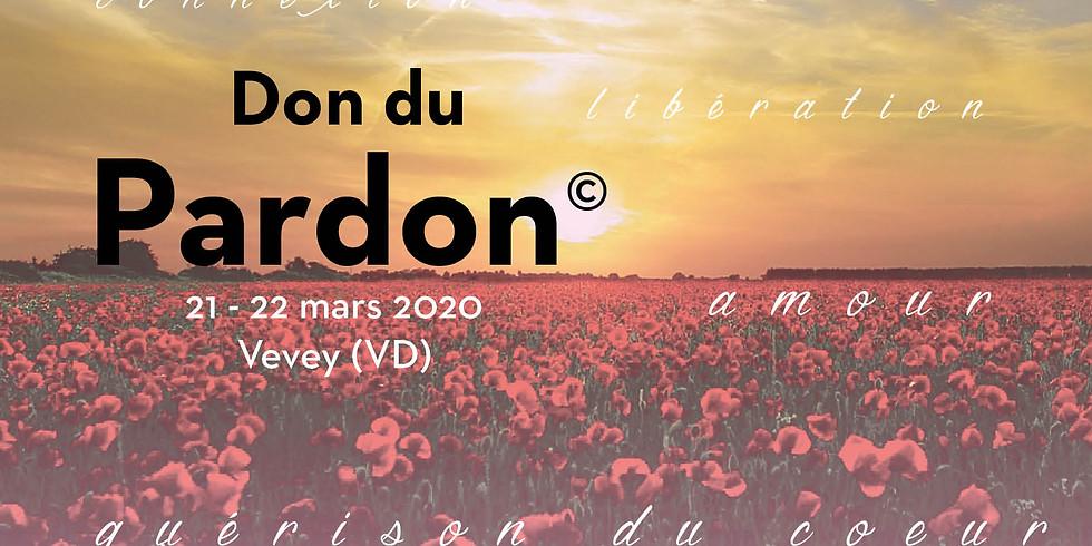 Don du Pardon   21 - 22 mars 2020   Vevey