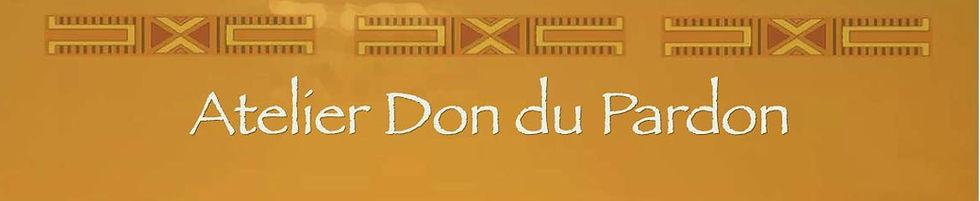Bandeau atelier Don du Pardon