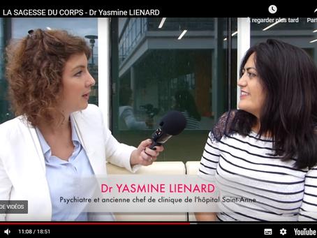 Confiance en la sagesse du corps - Dr Yasmine LIENARD