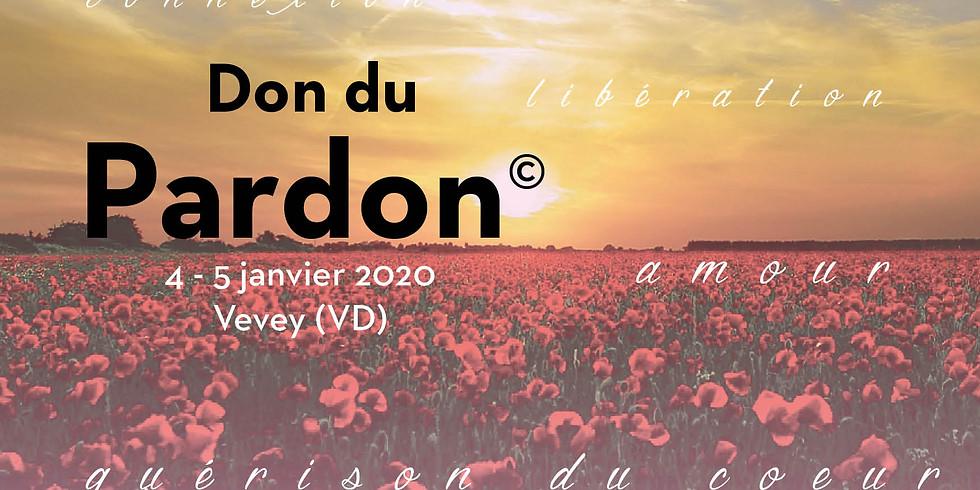 Don du Pardon | 4 - 5 janvier 2020 | Vevey