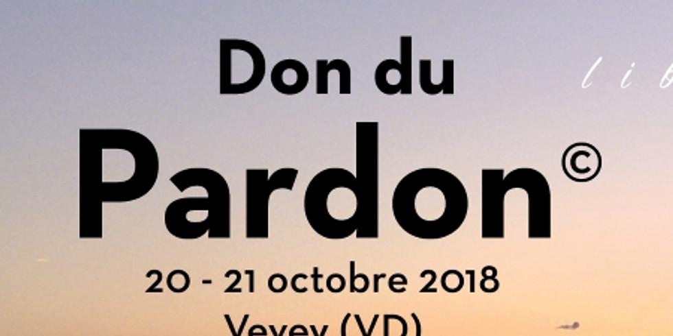 Don du Pardon | 20 - 21 octobre 2018 | Vevey